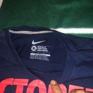 Nike MLB Shirts - Nike Atlanta Braves MLB XL shirt